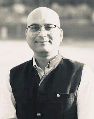 <h6><strong>Ankur Gupta</strong></h6>